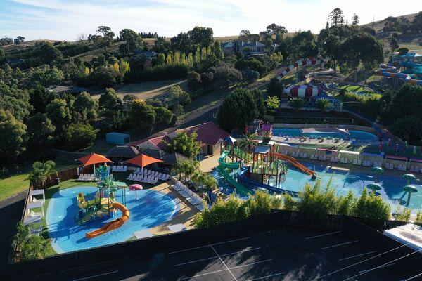 Fun Fields Theme Park Whittlesea